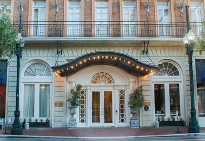 Lafayette Hotel